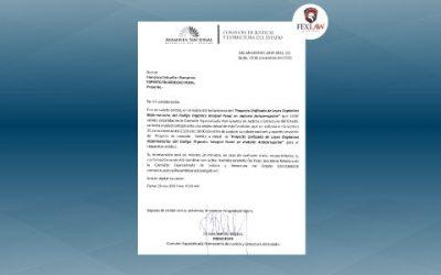 Comisión de Justicia y Estructura del Estado de la Asamblea Nacional del Ecuador