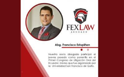 First Oral Litigation Congress of Ecuador