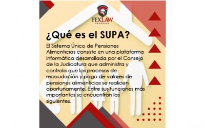 ¿Sabes qué es el SUPA?