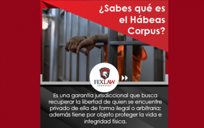 Do you know what Habeas Corpus is?