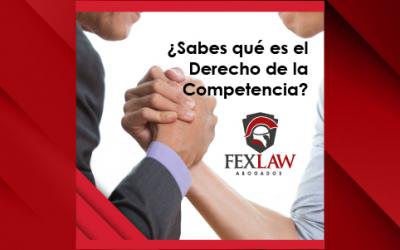 ¿Sabes qué es el Derecho de la Competencia?