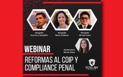 Reformas al COIP y Compliance Penal