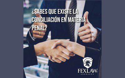 Conciliation in Criminal Matters