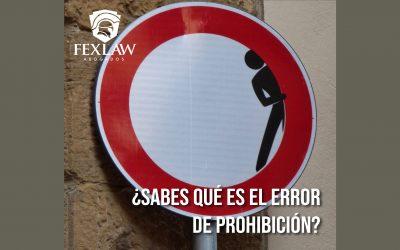Prohibition Error