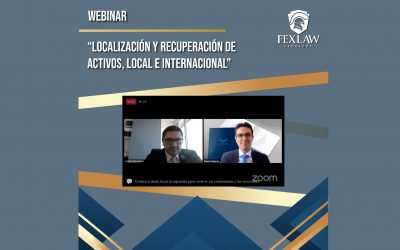 Webinar: Location and Recovery of Assets, local and International