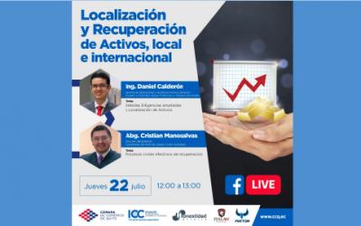 Localización y Recuperación de Activos, local e Internacional