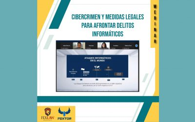 Cibercrimen y Medidas Legales Para Afrontar Delitos Informáticos