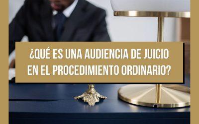 Audiencia de Juicio