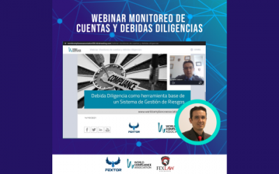 """Webinar """"Account monitoring and due diligence"""""""