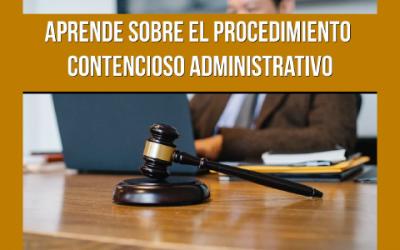 Contested administrative procedure